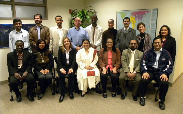 Fellows of the 2009 FAIMER Institute