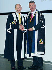 FAIMER President and CEO John Norcini receives Honorary Fellowship of the Royal College of General Practitioners (RCGP)