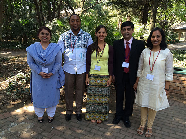 Winners of the 2015 Projects That Work competition at the 2015 conference of The Network: Towards Unity for Health