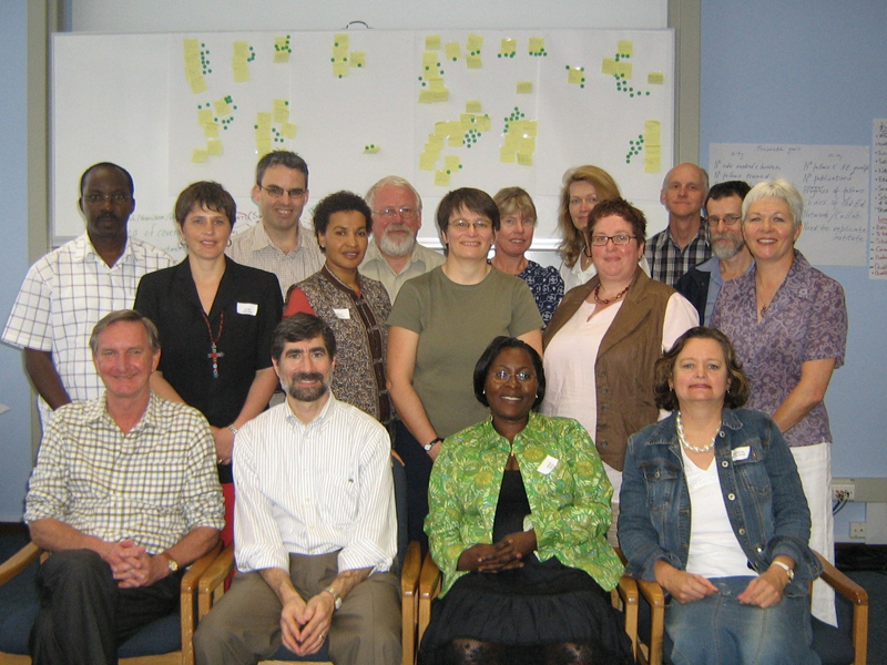 Planning group for the Southern Africa FAIMER Regional Institute