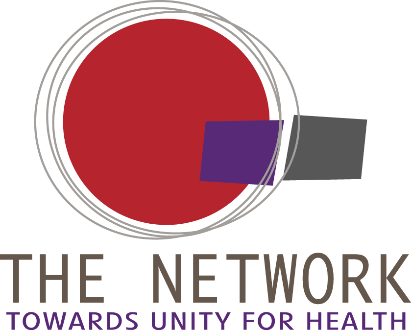 The Network: Towards Unity for Health logo